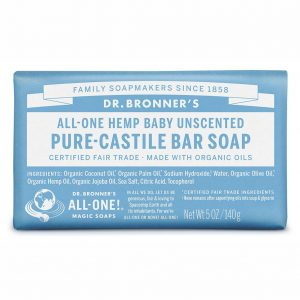 Dr Bronner's, zeep, all-in-one,