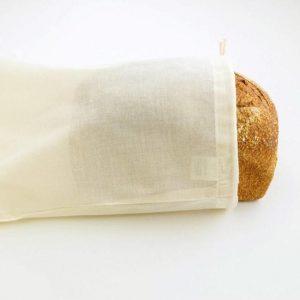 Broodzak biologisch katoen