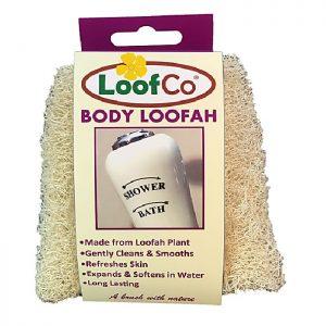 Body loofah, loofco