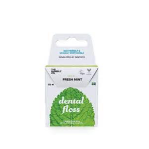 Dental floss, mint