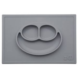 EZPZ Happy mat Gray